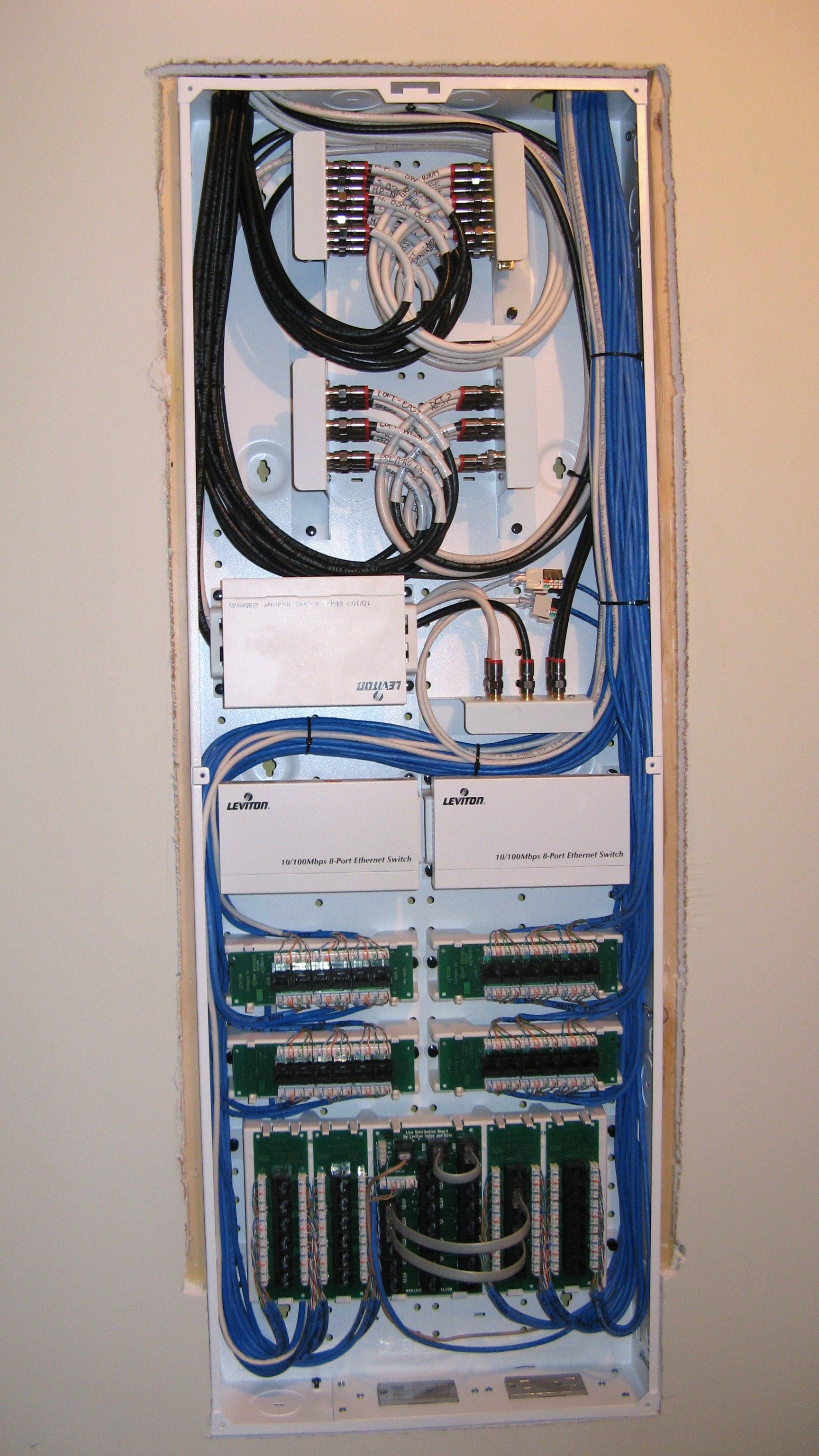 Portfolio Inland Soundworks Wiring Enclosure Structured